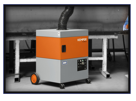Kemper Fume Extraction