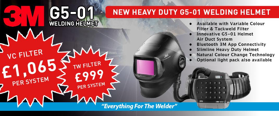 G5-01 Welding Helmet